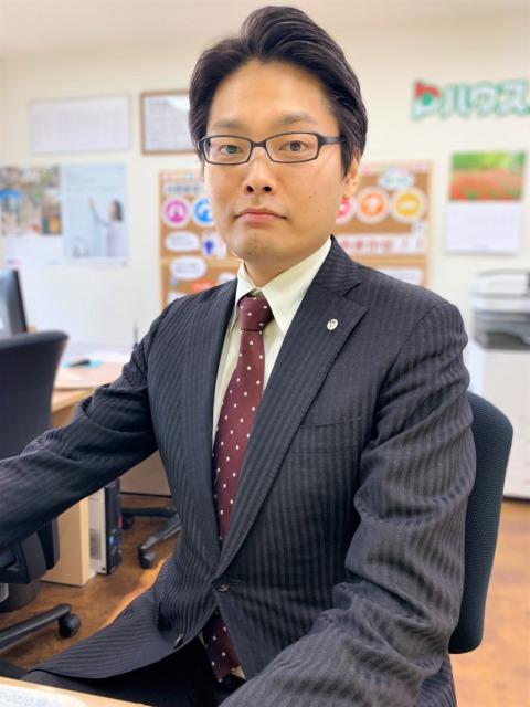 押上店 北田(キタダ)主任
