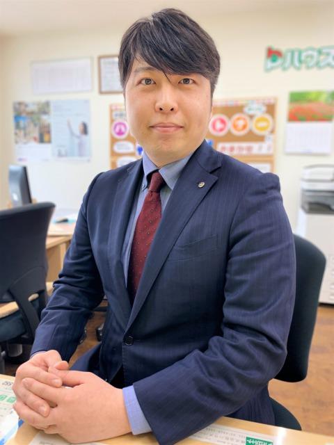 押上店 高橋(タカハシ)店長代理