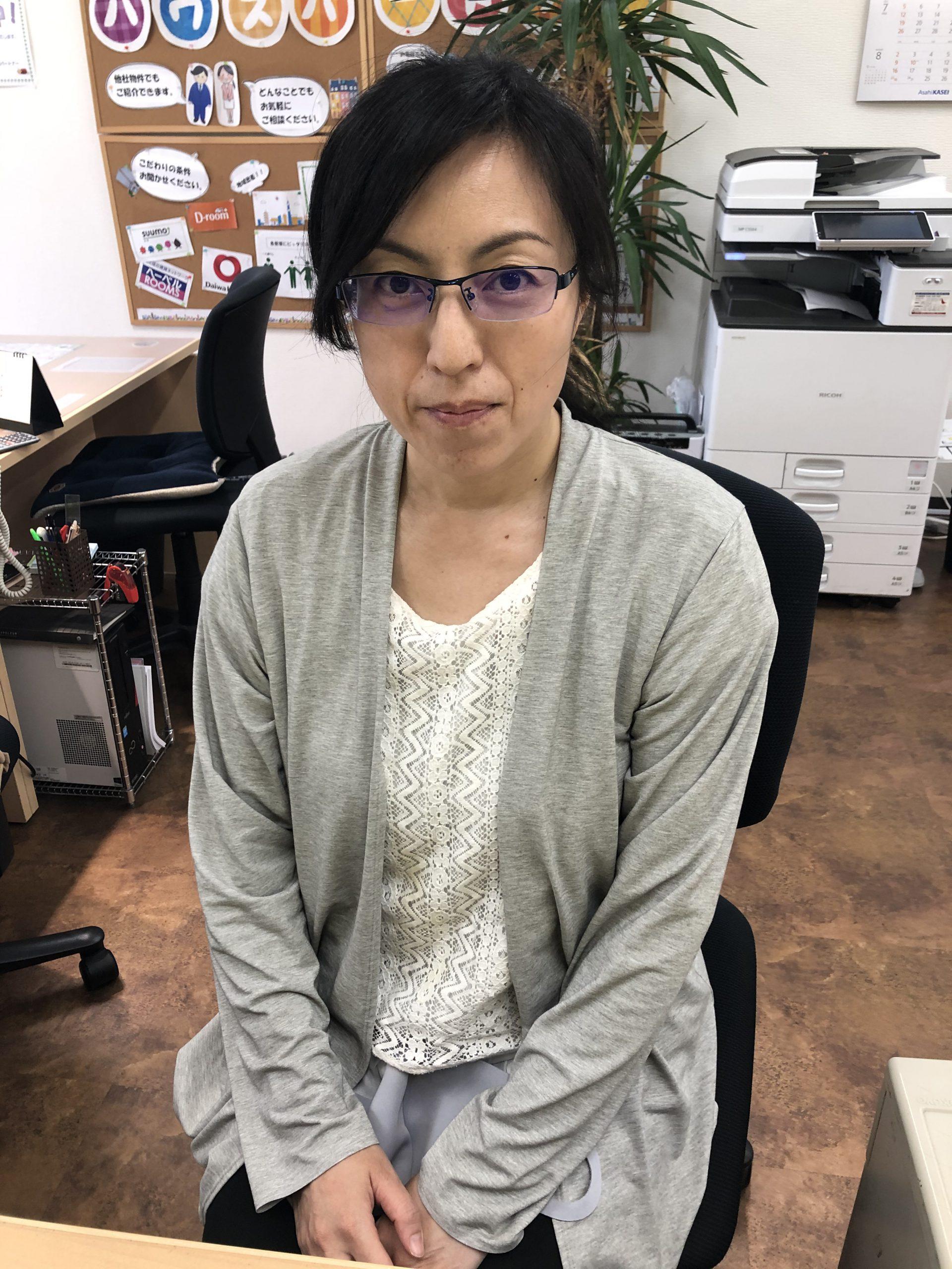 黒田(クロダ)社員
